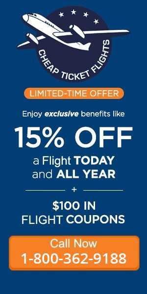 Airline ticket offer