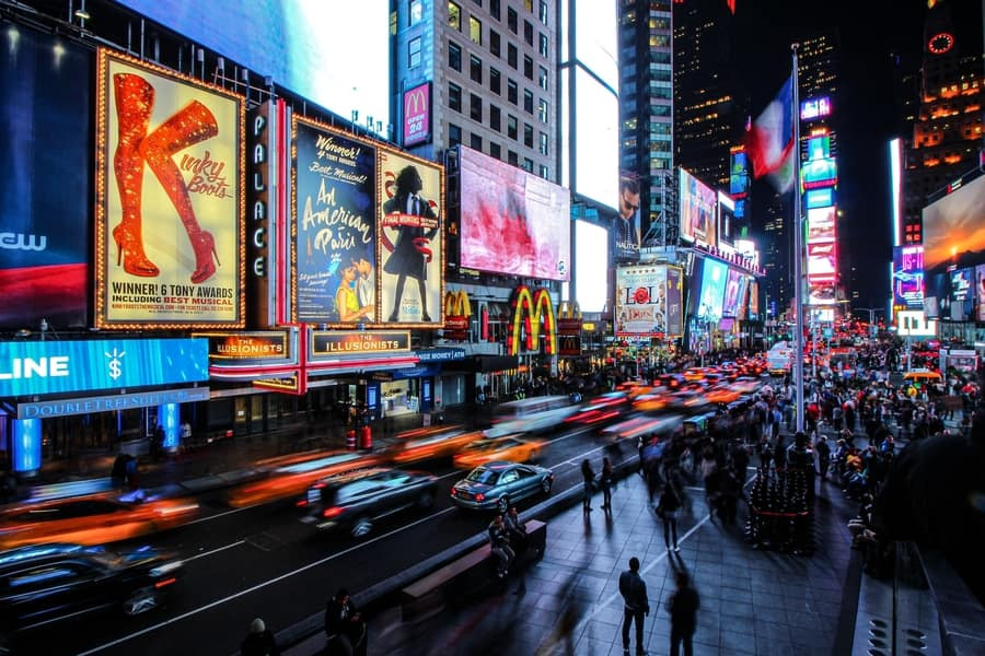 Top 5 Best Places To Visit In New York For Couples
