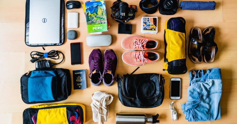 Essential Items To Pack For Your Work From Here Trip