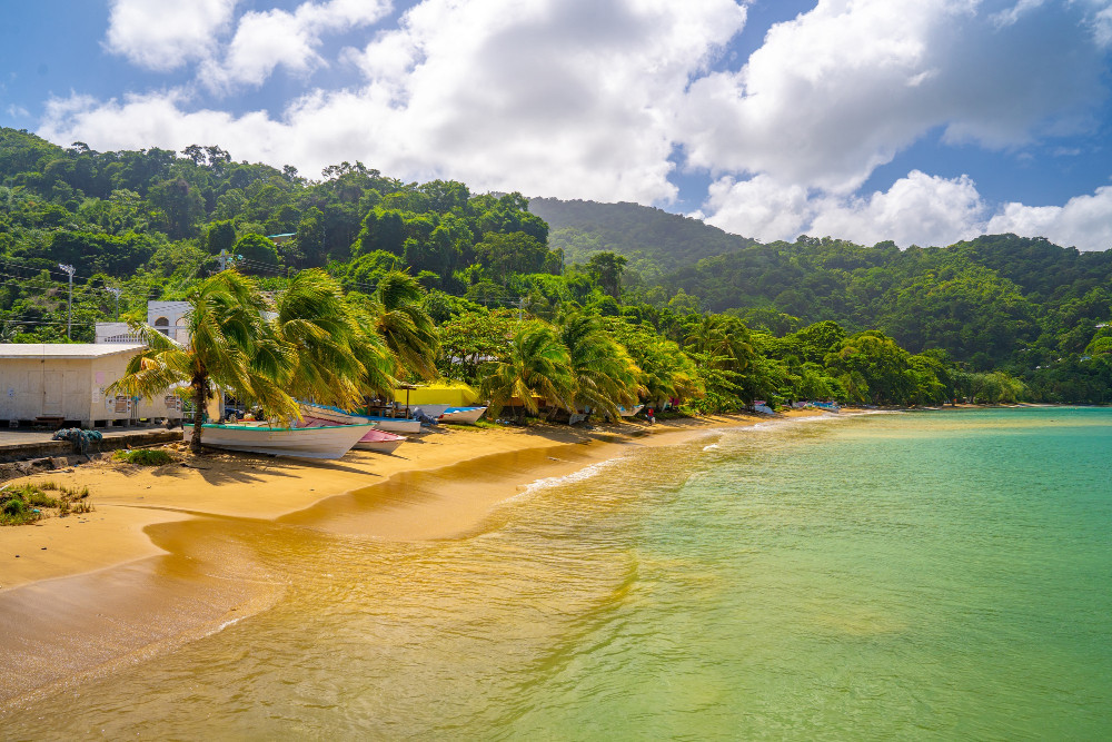 Top 10 beaches of  Caribbean Islands